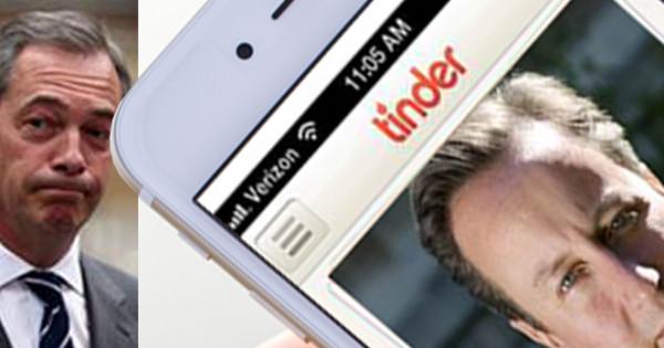 Swipe Right to vote: The 'Tinderisation' of future politics